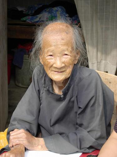 Yang Huanyi, última hablante del 女书